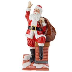 Santa Claus HN4175 - Royal Doulton Figurine