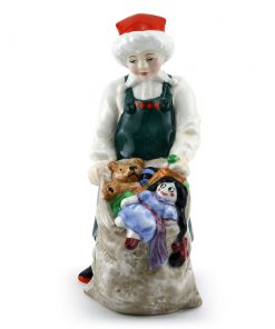 Santas Helper HN3301 - Royal Doulton Figurine