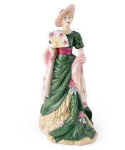 Sarah Bernhardt HN4023 - Royal Doulton Figurine