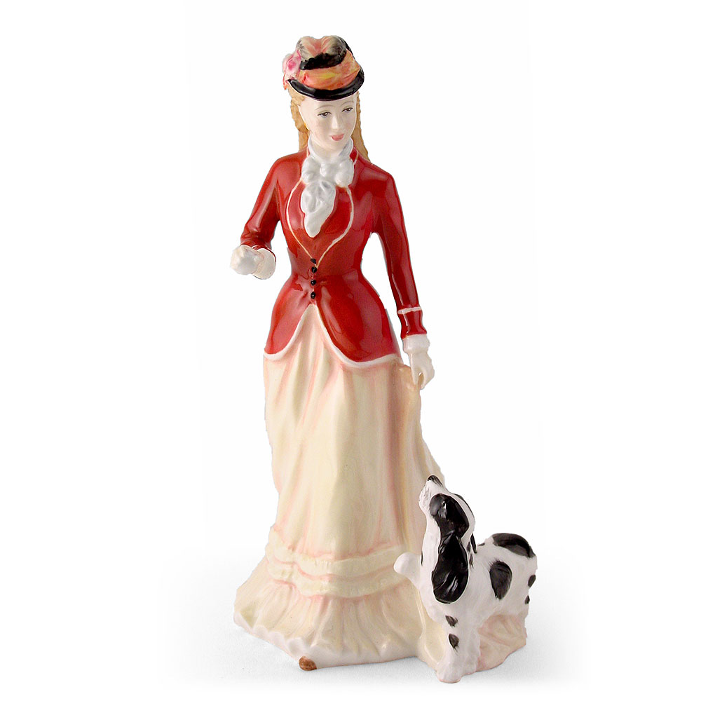 Sarah HN3384 - Royal Doulton Figurine