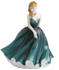 Sarah M266 - Royal Doulton Figurine