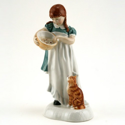 Save Some For Me HN2959 - Royal Doulton Figurine