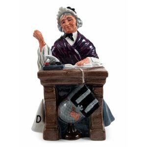 Schoolmarm HN2223 - Royal Doulton Figurine