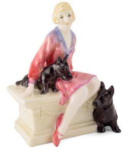 Scotties HN1281 - Royal Doulton Figurine