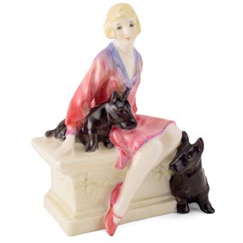 Scotties HN1281 - Royal Doulton Figurine