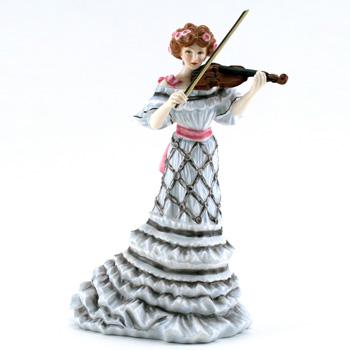Second Violin HN3705 - Royal Doulton Figurine