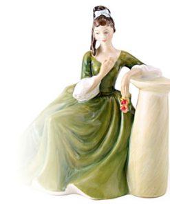 Secret Thoughts HN2382 - Royal Doulton Figurine