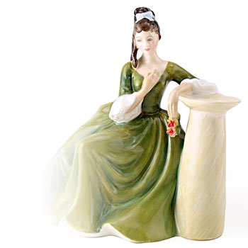 Secret Thoughts HN2382 - Royal Doulton Figurine