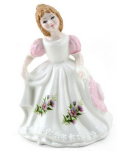 September HN3326 - Royal Doulton Figurine
