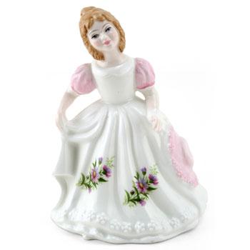 September HN3326 - Royal Doulton Figurine