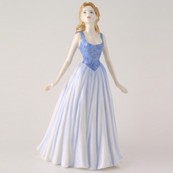 Serenity HN4396 - Royal Doulton Figurine