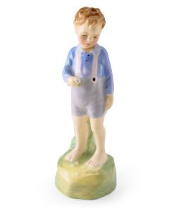 She Loves Me Not HN2045 - Royal Doulton Figurine