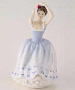 Sheila HN2742 - Royal Doulton Figurine
