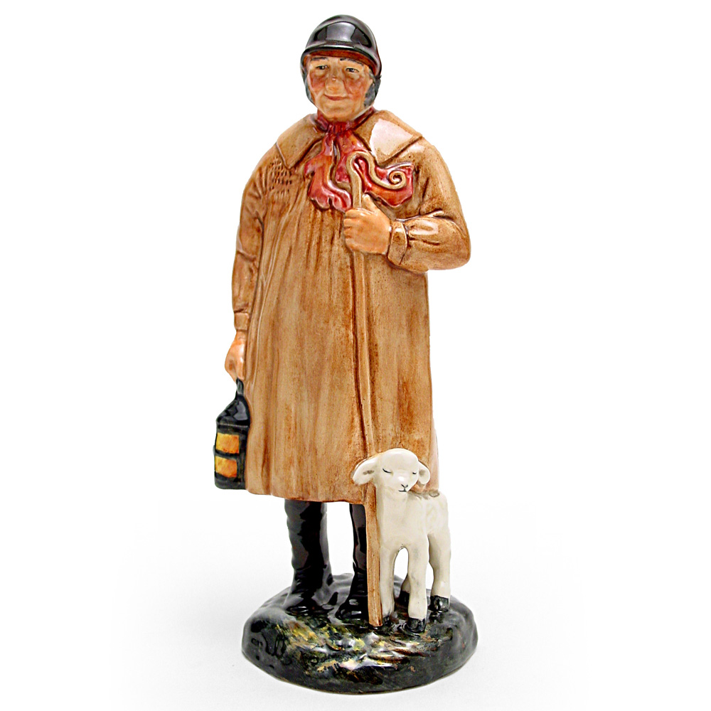 Shepherd HN1975 - Royal Doulton Figurine