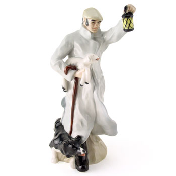 The Shepherd HN3160 - Royal Doulton Figurine