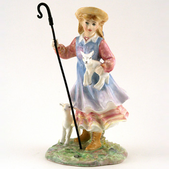 Shepherdess HN2420 - Royal Doulton Figurine