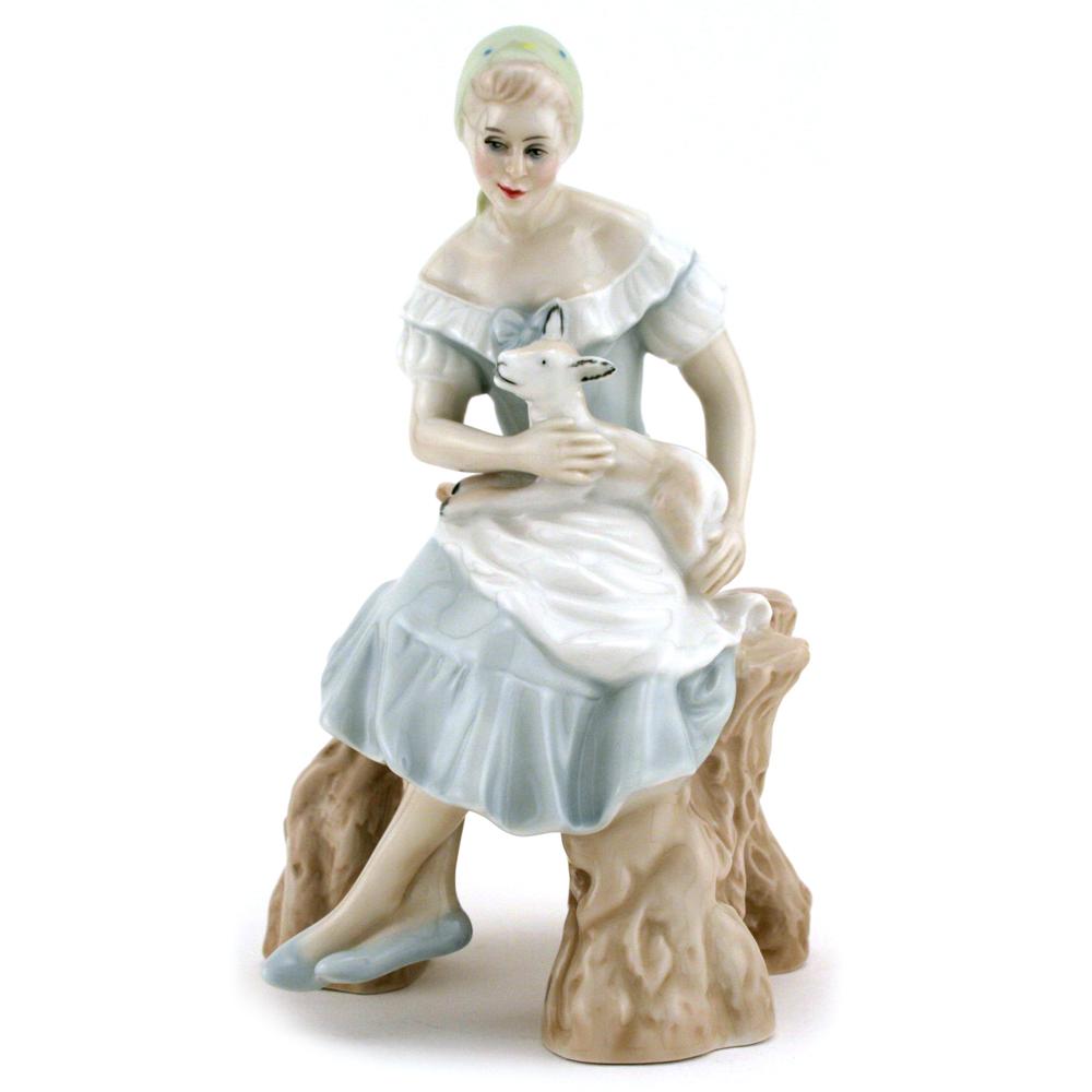 Shepherdess HN2990 - Royal Doulton Figurine