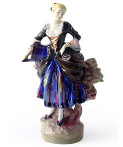 Shepherdess HN735 - Royal Doulton Figurine