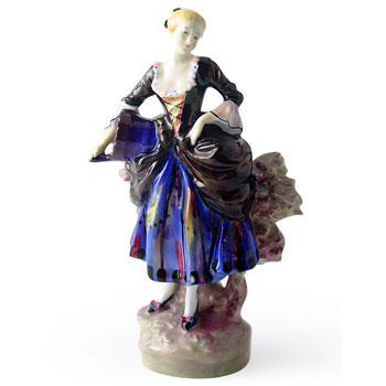 Shepherdess HN735 - Royal Doulton Figurine