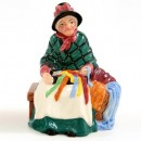 Silks and Ribbons HN4808 - Royal Doulton Figurine