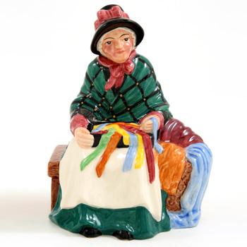 Silks and Ribbons HN4808 - Royal Doulton Figurine