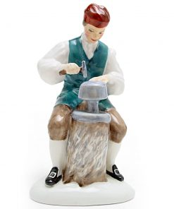 Silversmith of Williamsburg HN2208 - Royal Doulton Figurine