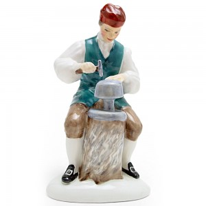 Silversmith of Williamsburg HN2208 - Royal Doulton Figurine