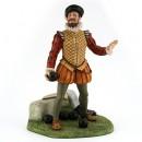 Sir Francis Drake HN3770 - Royal Doulton Figurine