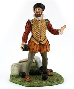 Sir Francis Drake HN3770 - Royal Doulton Figurine