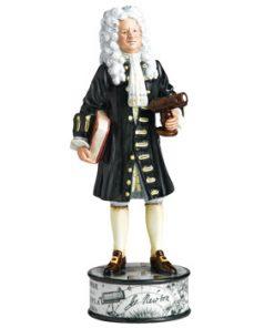 Sir Isaac Newton HN5051 - Royal Doulton Figurine