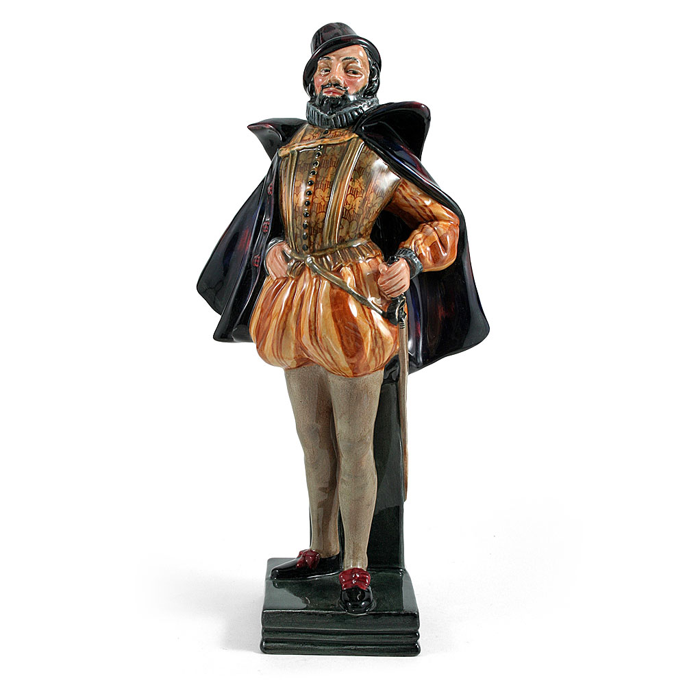 Sir Walter Raleigh HN2015 - Royal Doulton Figurine