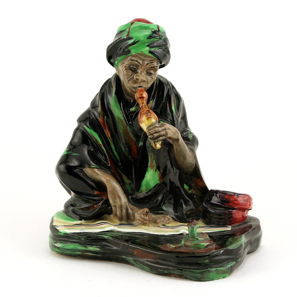 The Snake Charmer HN1317 - Royal Doulton Figurine