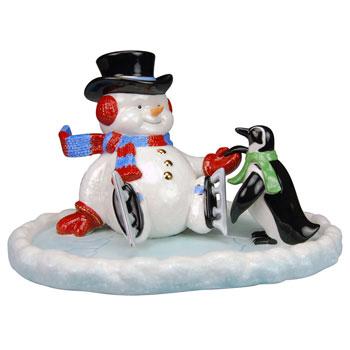 Snowman 2007 HN4985 - Royal Doulton Figurine