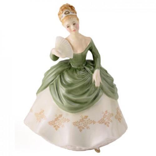Soiree HN2312 - Royal Doulton Figurine