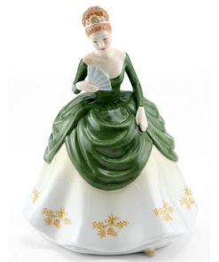 Soiree HN4864 - Royal Doulton Figurine