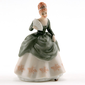 Soiree M215 - Royal Doulton Figurine