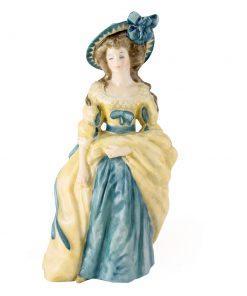 Sophia Charlotte, Lady Sheffiel HN3008 - Royal Doulton Figurine
