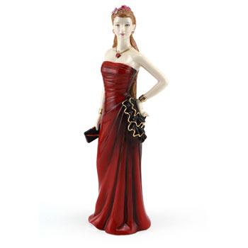 Sophie HN4856 - Royal Doulton Figurine