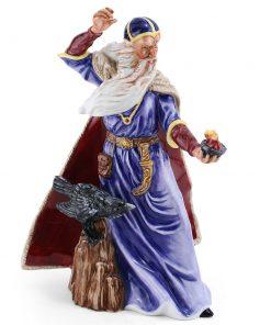 Sorcerer HN4252 - Royal Doulton Figurine