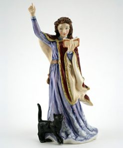 Sorceress HN4253 - Royal Doulton Figurine