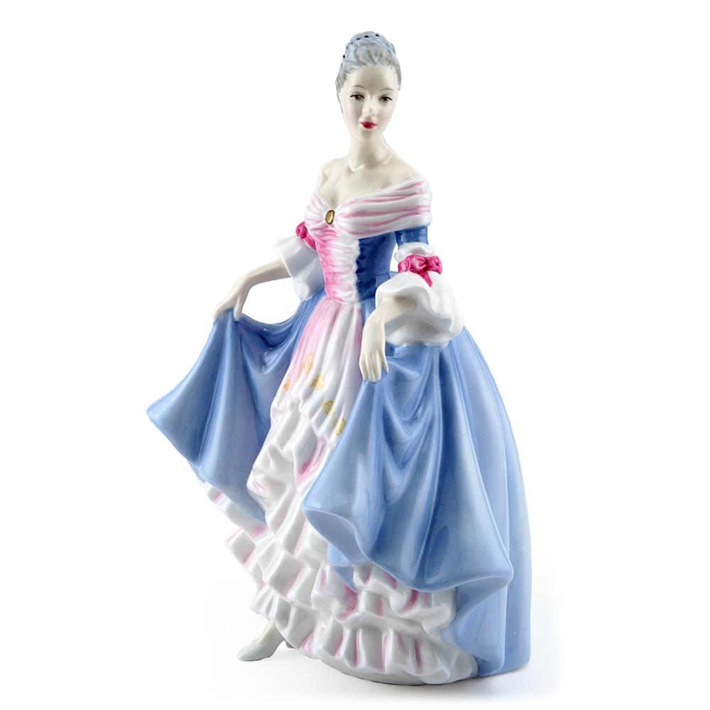 Southern Belle HN4932 - Royal Doulton Figurine