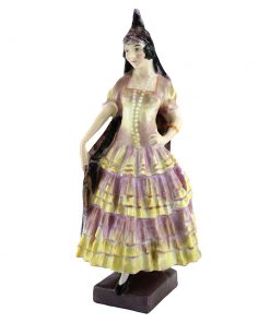 Spanish Lady HN1290 - Royal Doulton Figurine