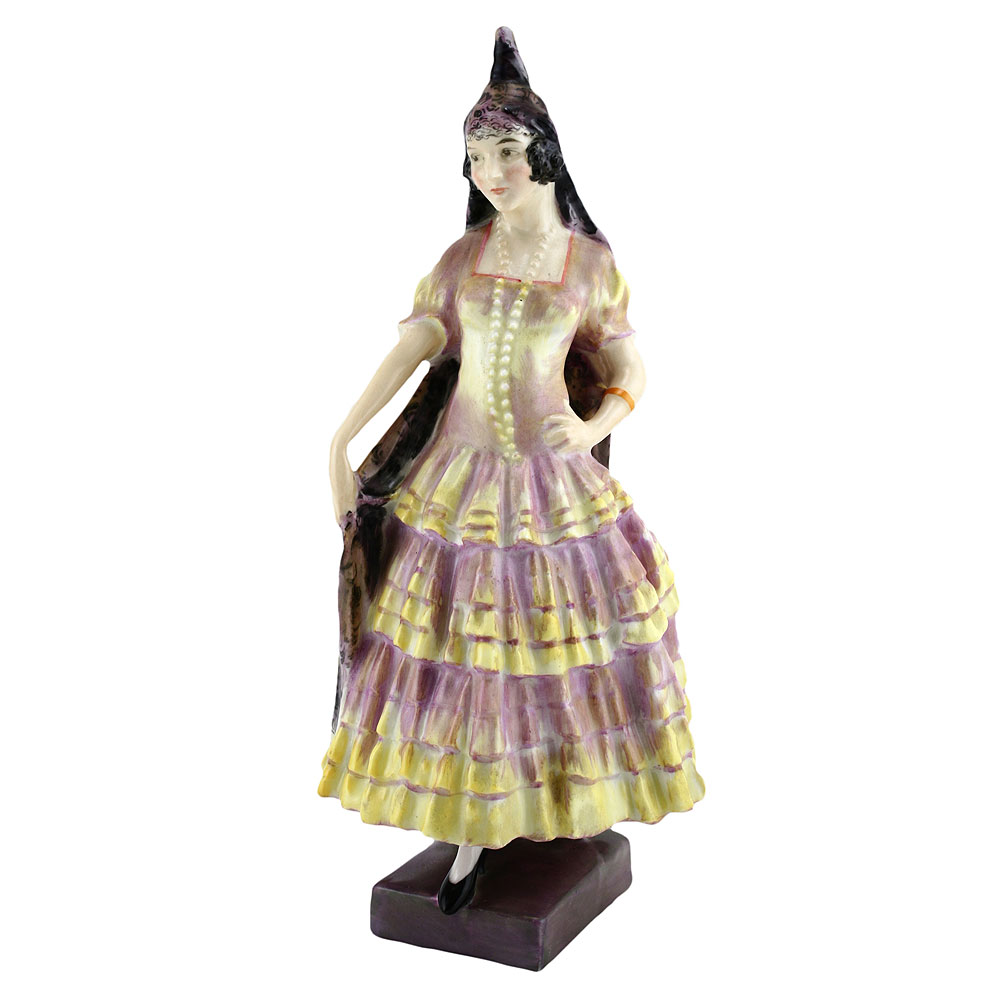 Spanish Lady HN1290 - Royal Doulton Figurine