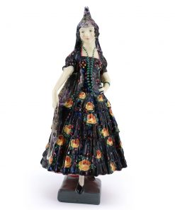 Spanish Lady HN1293 - Royal Doulton Figurine