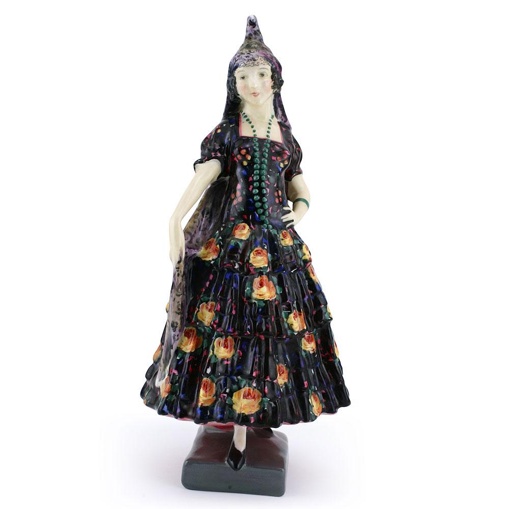 Spanish Lady HN1293 - Royal Doulton Figurine