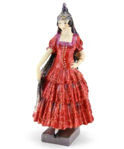 Spanish Lady HN1294 - Royal Doulton Figurine