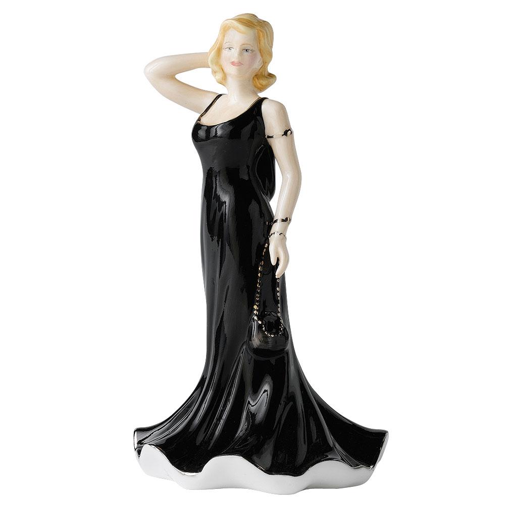 Special Celebration HN5456  - Royal Doulton Petite Figurine