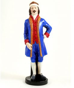 Special Man Figure - Royal Doulton Figurine