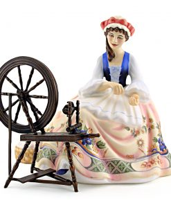 Spinning HN2390 - Royal Doulton Figurine