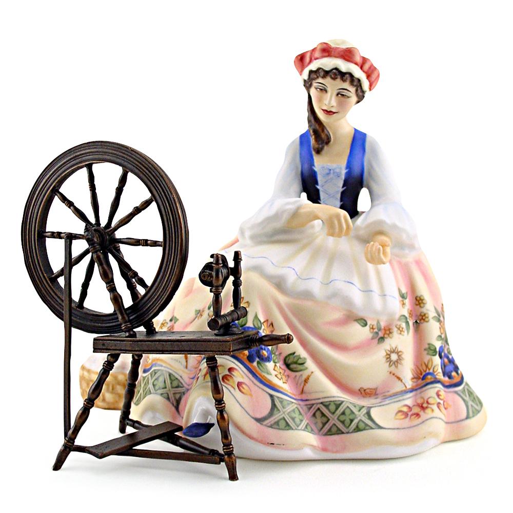 Spinning HN2390 - Royal Doulton Figurine